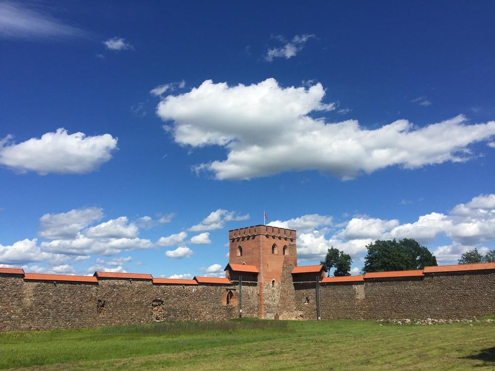 Medininku pilis