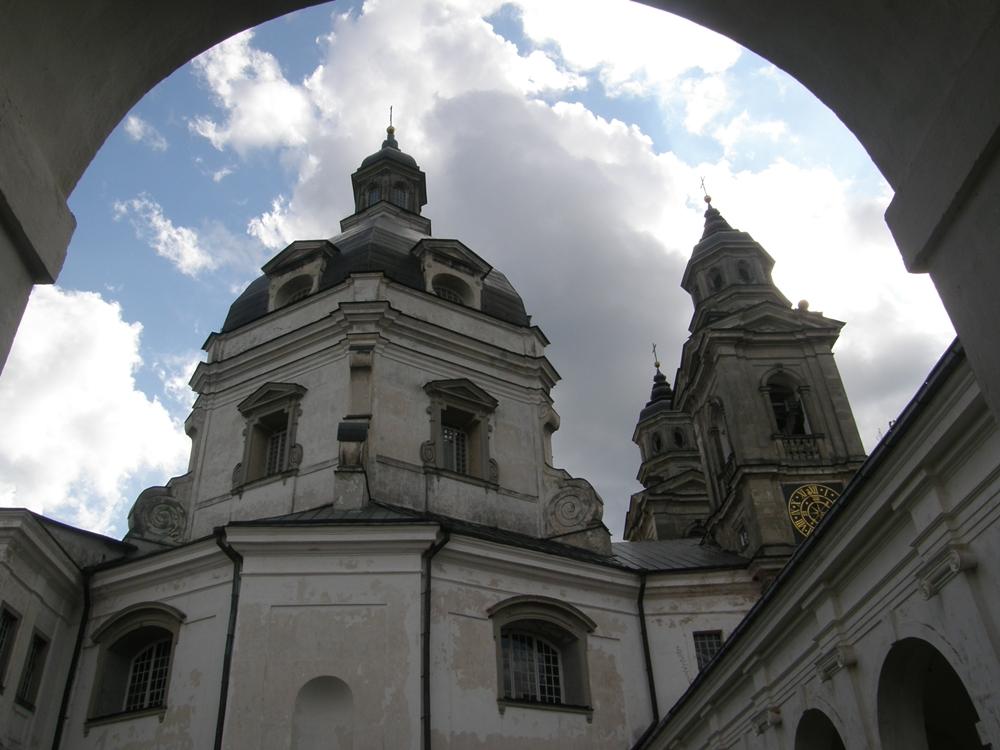 Pazaislio vienuolynas