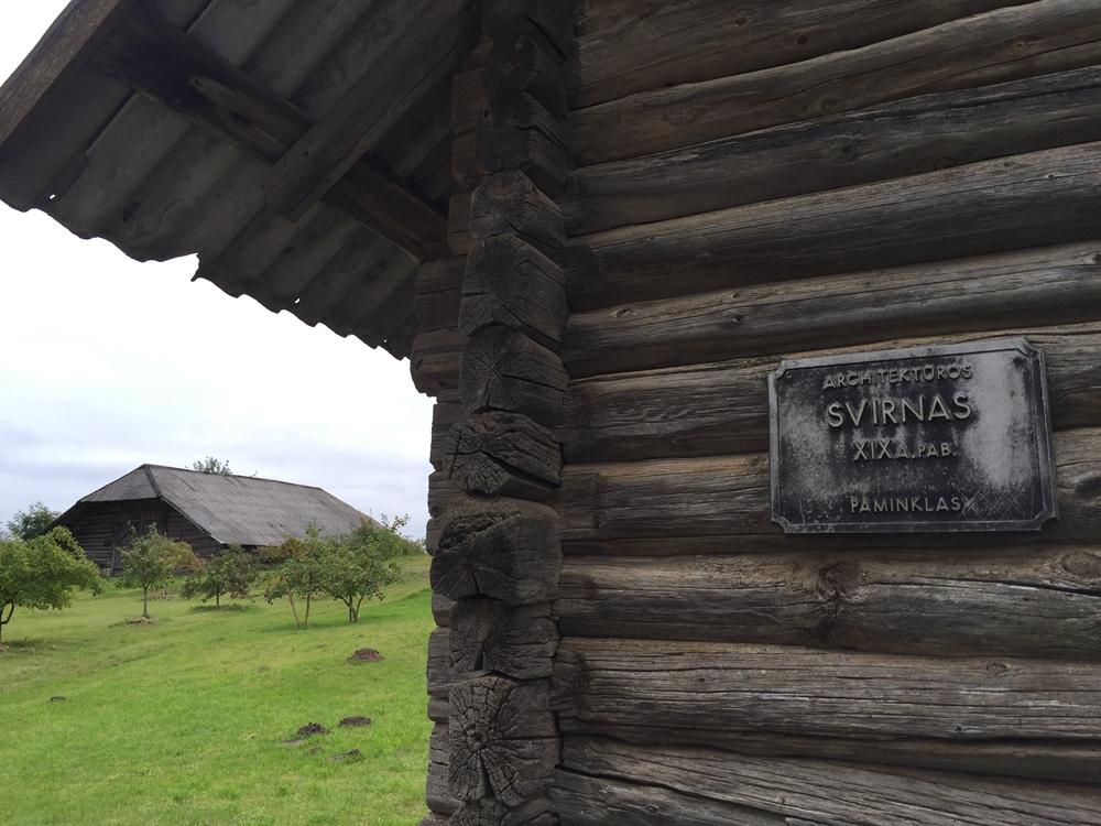 Didziasalio etnografinis kaimas