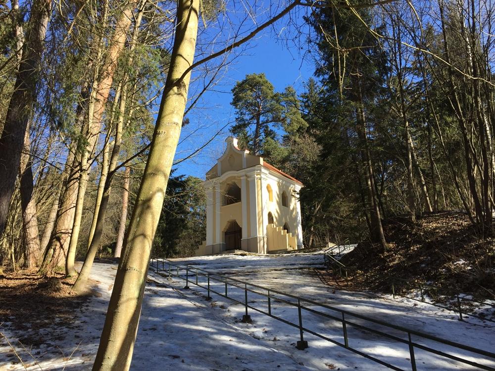 Vingiuotasis takas Vilniuje