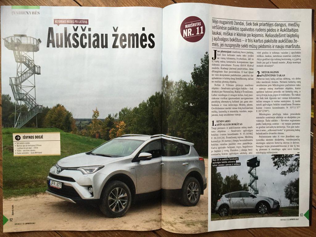 zurnalas Auto Bild Lietuva