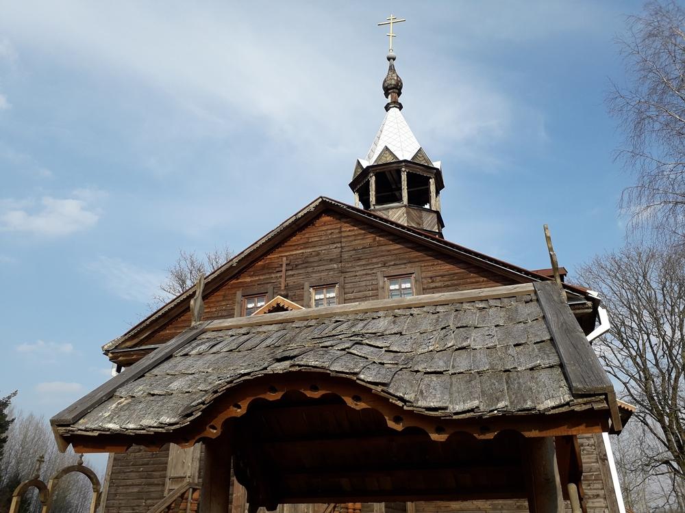 Parelozu cerkve