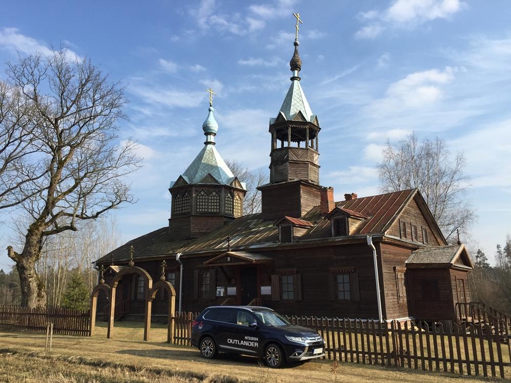 Perelozu cerkve