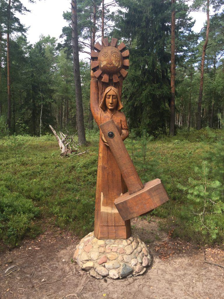 Baltu mitologijos parkas
