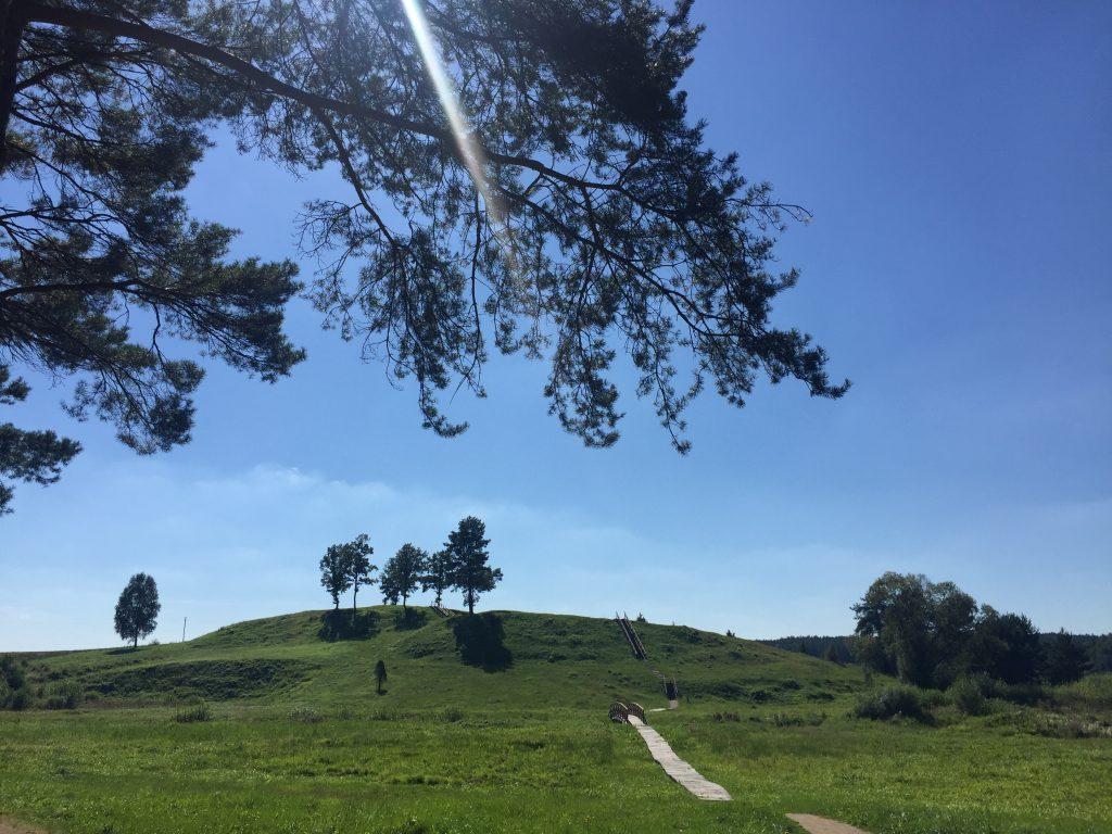 Becioniu piliakalnis