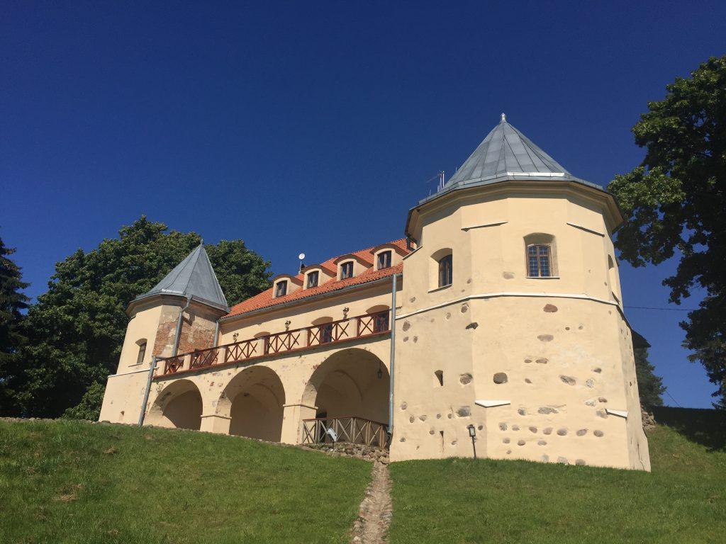 Norviliskiu pilis