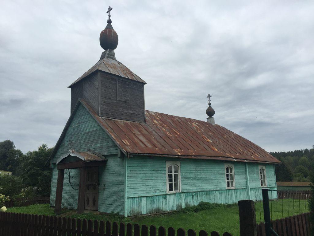 daniliskiu sentikiu cerkve