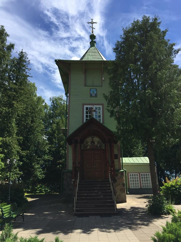 Mikniskiu cerkve