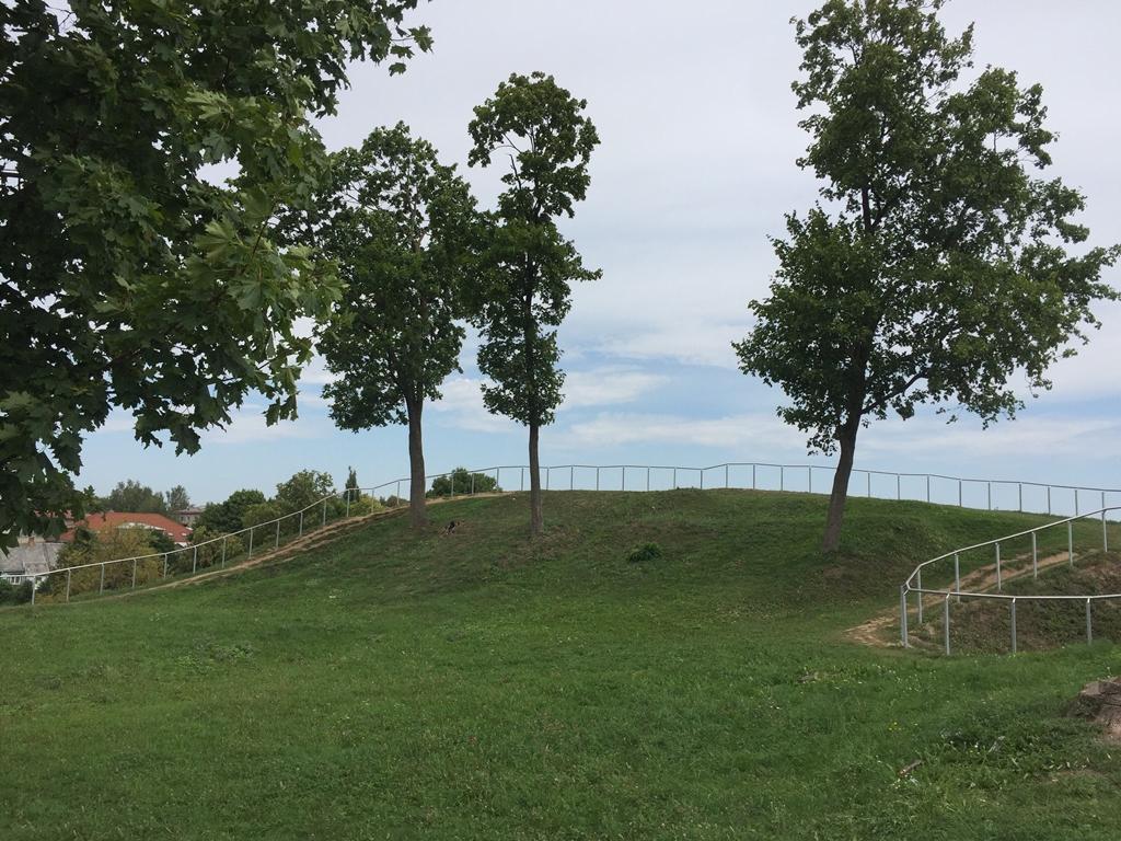 Ukmerges piliakalnis