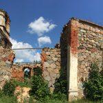 Rudaminos cerkvės griuvėsiai