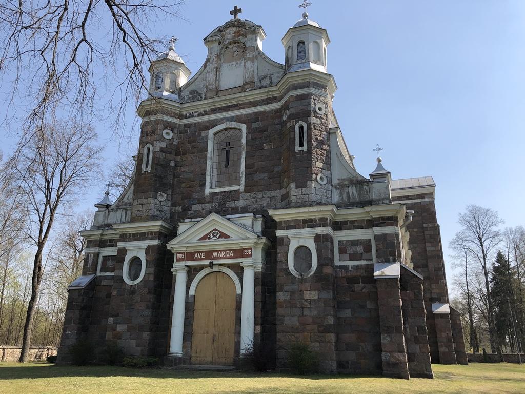 Gegužinės bažnyčia