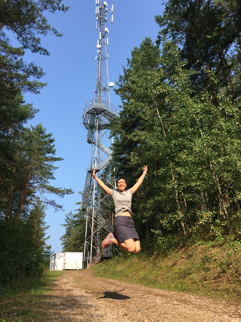 Šiliniškių (Ginučių) bokštas