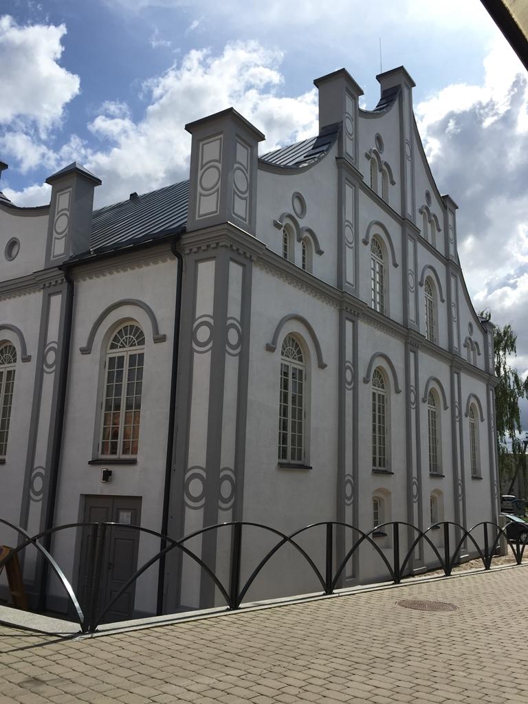 Joniškio sinagogų kompleksas