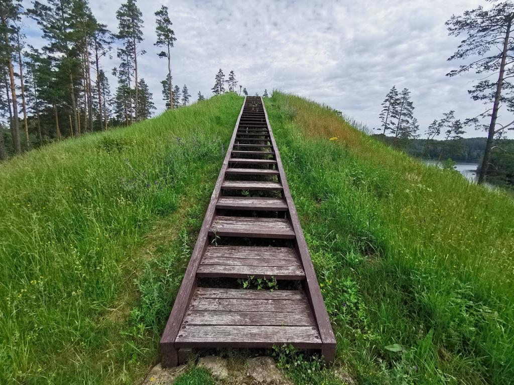 Kačėniškės piliakalnis