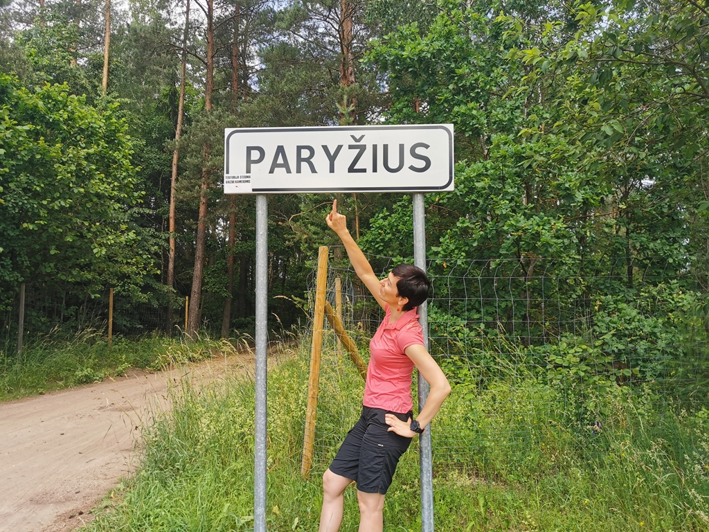Paryžius Lietuvoje
