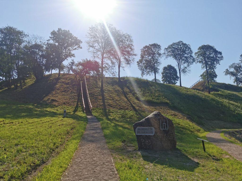 Padievaičio piliakalnis